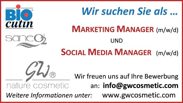 Marketingmanager m/w/d