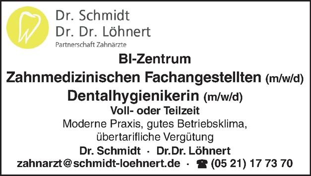Zahnmedizinische Fachangestellte