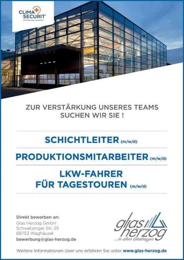 LKW-FAHRER FÜR TAGESTOUREN (m/w/d)