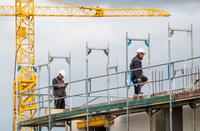 Bauarbeiter dpa
