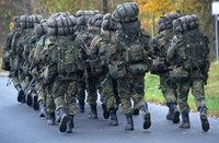 Bundeswehrsoldaten dpa