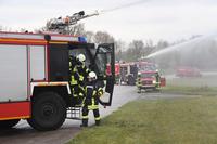 Feuerwehr dpa