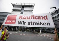 Kaufland streik dpa