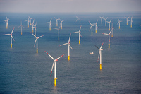 Offshore windpark dpa
