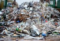 Recyclinghof dpa