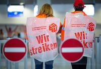 Reinigungskraefte streik dpa