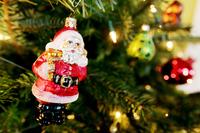 Weihnachtsfeier dpa