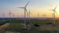 Windpark dpa zentralbild