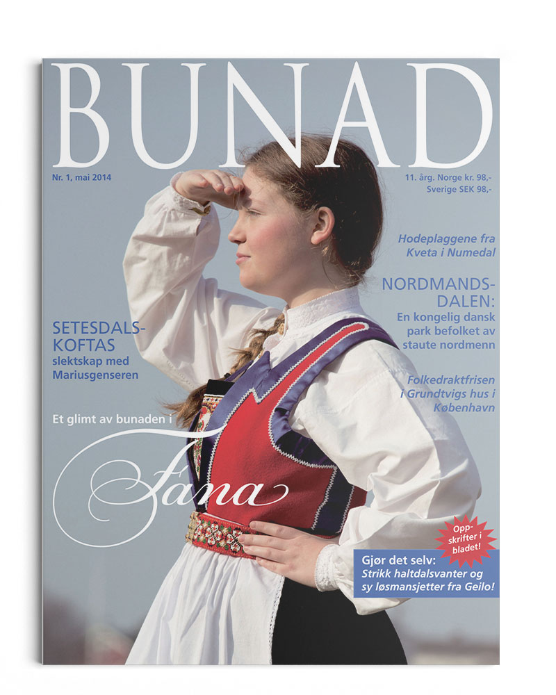 Bunad utgave 1 2014