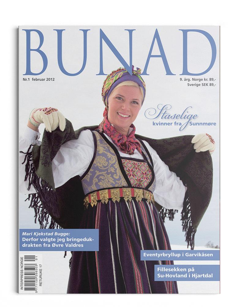Bunad utgave 1 2012