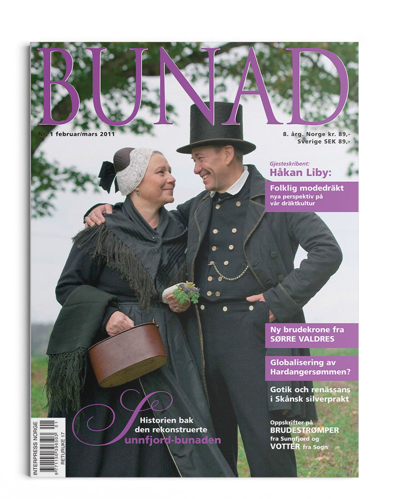 Bunad utgave 1 2011