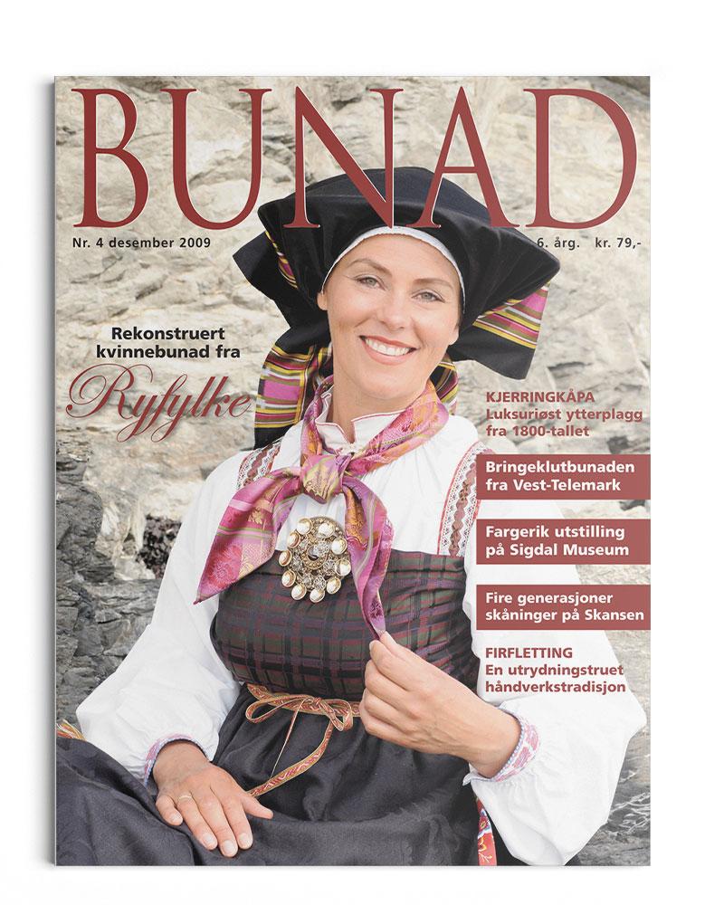 Bunad utgave 4 2009