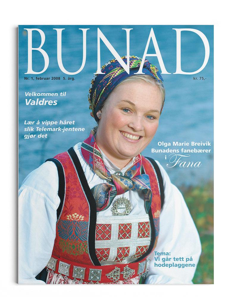 Bunad utgave 1 2008
