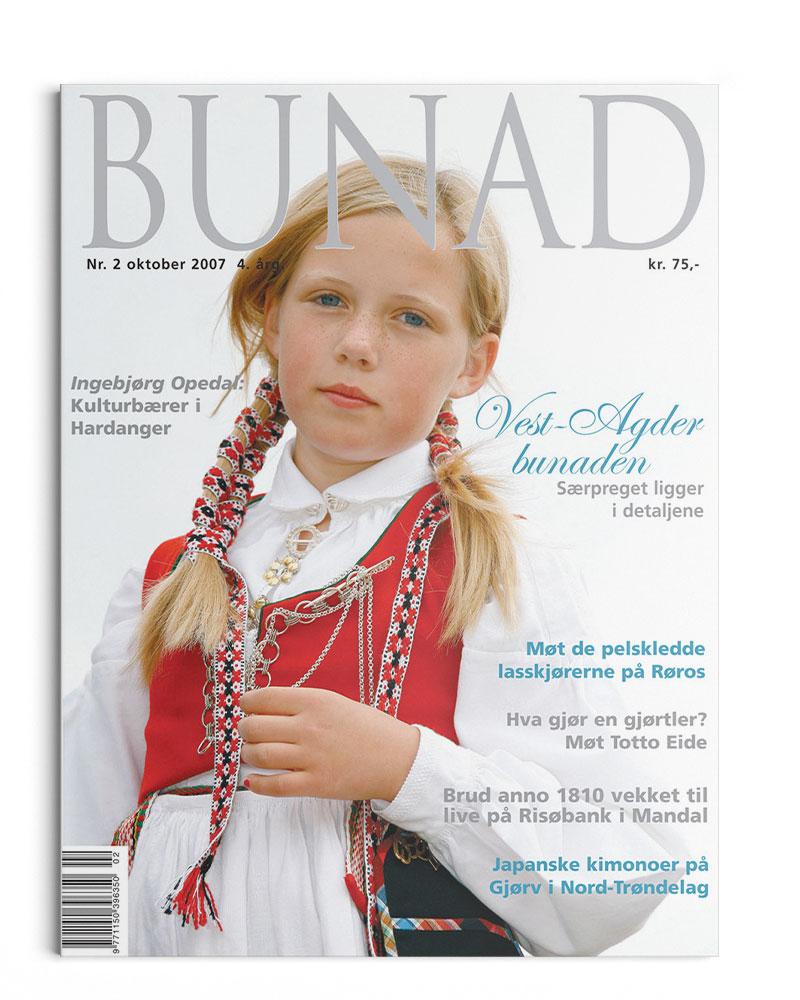 Bunad utgave 2 2007