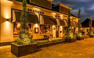 Restaurants - Brasserie Kachel: Gastvrij, gezellig en huiselijk restaurant