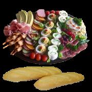 Hapjes en catering bestellen; bezorging in Enschede en omgeving