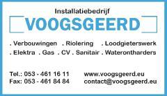 Loodgieters en Installatiebedrijven - Installatiebedrijf Voogsgeerd: Allround installatiebedrijf en loodgietersbedrijf