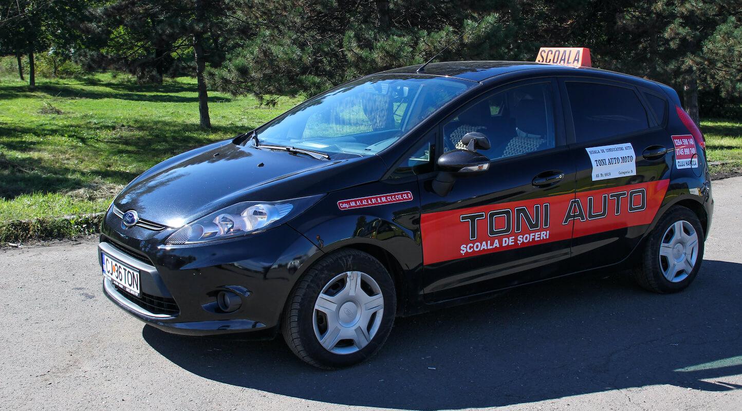 ToniAuto - Page - Ford Black