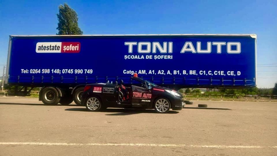 ToniAuto - Page - Remorca TIR