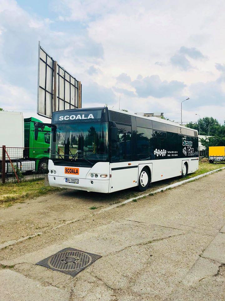 Auto Ges- autobuz