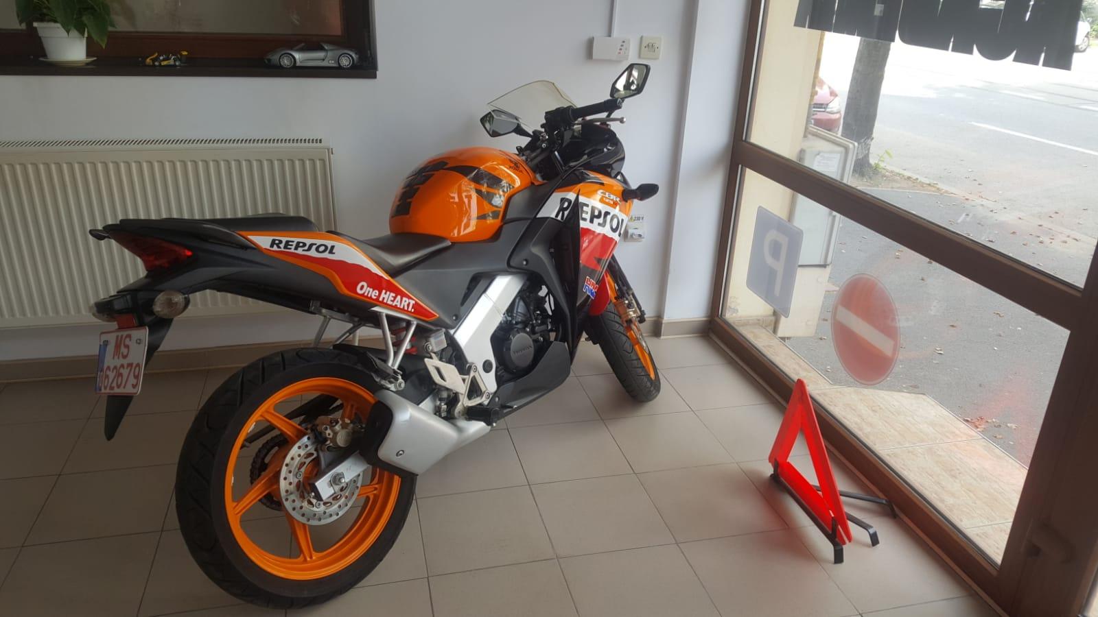 Rolan drive - moto 2