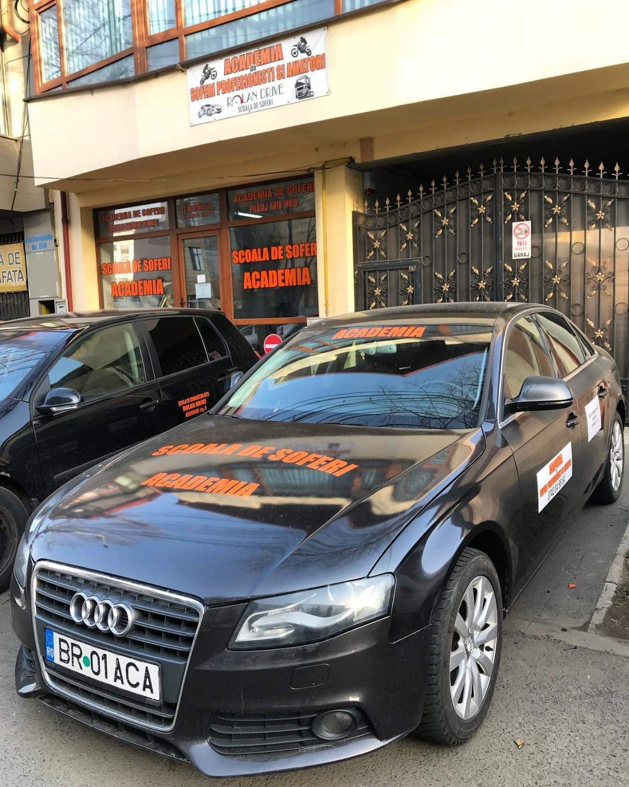 rolan drive - car new 2