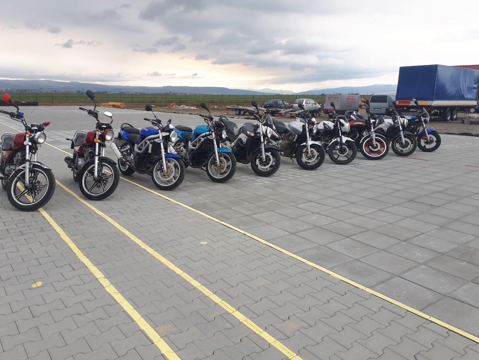 Categoria A motociclete
