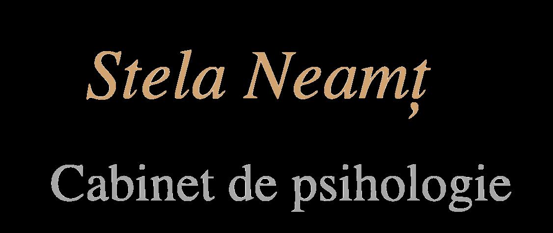 Psiholog Stela Neamț