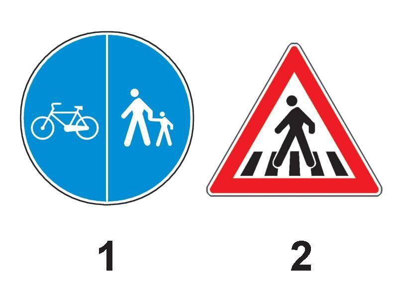 Care dintre indicatoarele alăturate creează obligaţii pentru conducătorii de vehicule?