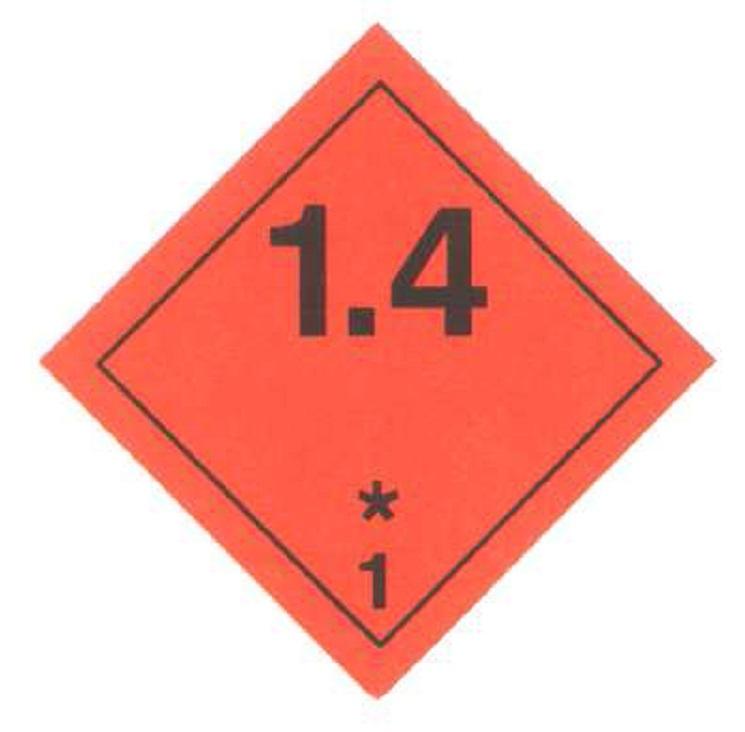 Eticheta de pericol din imagine poate indica: