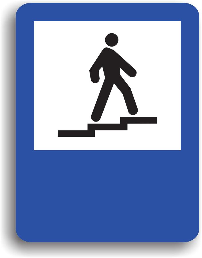 Se amplaseaza in apropierea pasarelelor pentru pietoni. Pentru traversarea drumurilor din zona pietonii sunt obligati sa circule folosind pasarela.