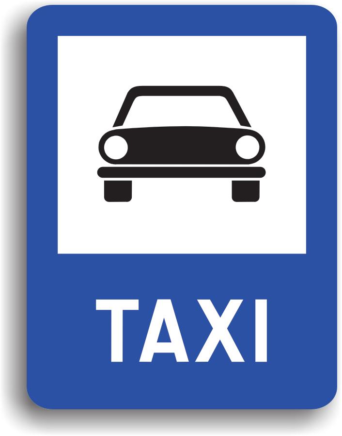 Se monteaza in locurile special amenajate pentru stationarea taxiurilor.