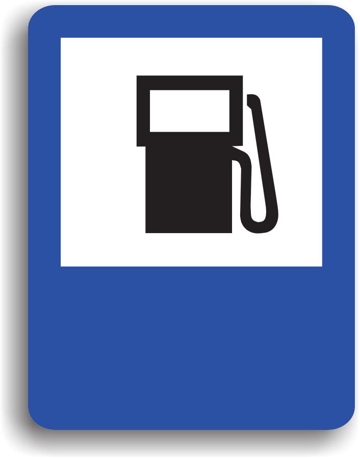 Se instaleaza in apropierea unei statii de alimentare cu combustibili pentru autovehicule. Pe indicator poate fi inscris si programul de functionare.