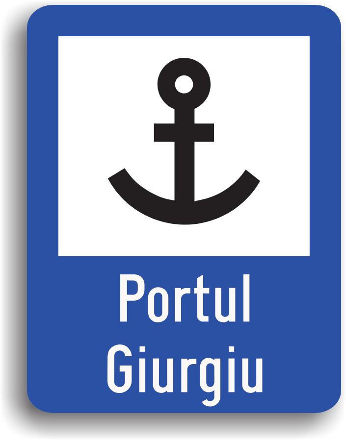 Se amplaseaza in apropierea unui port.