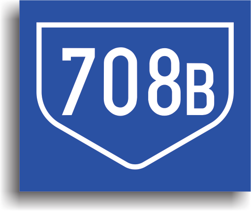 Are rolul de a confirma ca drumul pe care se afla conducatorul auto este un drum judetean. Numarul inscriptionat pe indicator reprezinta numarul drumului judetean.