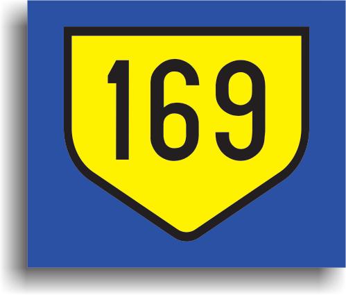 Se monteaza in vederea confirmarii ca drumul pe care se afla conducatorul auto este un drum comunal. Numarul inscriptionat pe indicator reprezinta numarul drumului comunal.