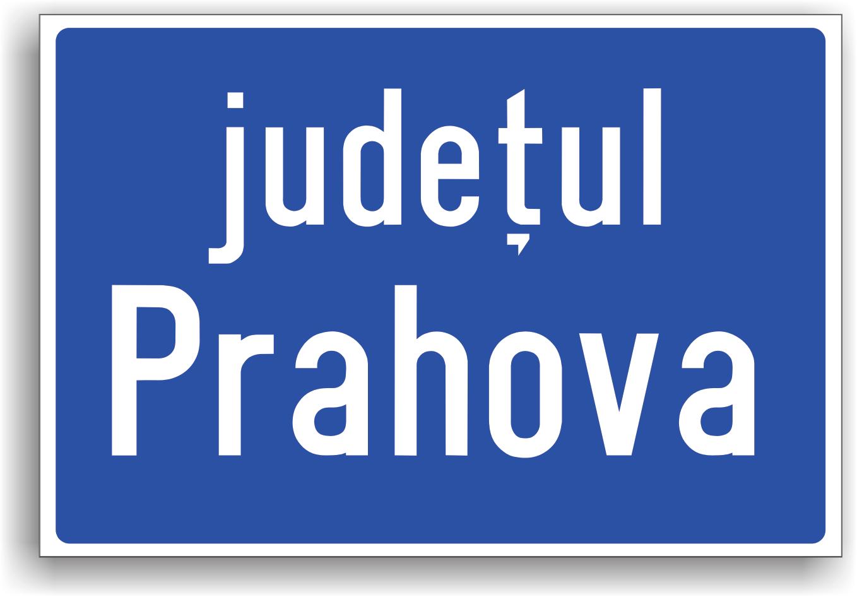 Se amplaseaza la intrarea intr-un judet, marcand granita judeteana.