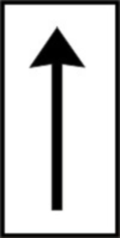 Se instaleaza impreuna cu un indicator si delimiteaza zona de actiune a indicatorului la care face referire, in cazul acesta inceputul zonei de actiune.