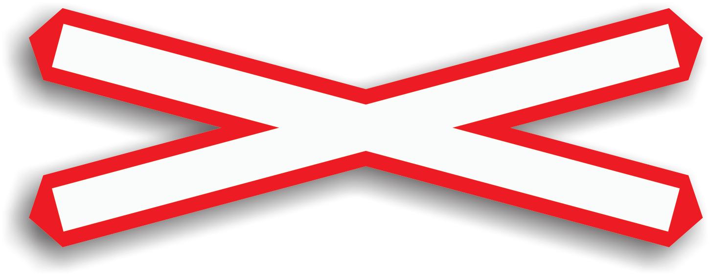 Amplasat la 6-10 m de trecerea la nivel cu o cale ferata simpla, fara bariere indicatorul obliga conducatorul de vehicul sa opreasca in locul cu vizibilitate maxima, dar fara a depasi acest indicator, pentru a se asigura ca nu se apropie niciun tren.