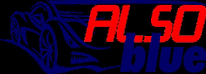 Logo șoala de șoferi ALSO BLUE SRLD din Giurgiu