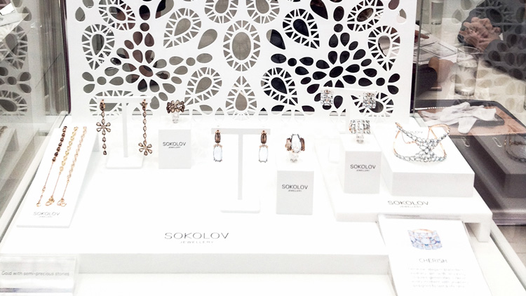 SOKOLOV на International Jewellery London