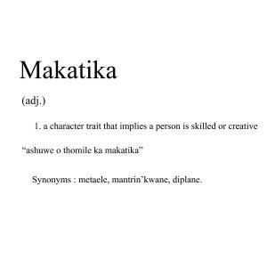 Makatika Freestyle