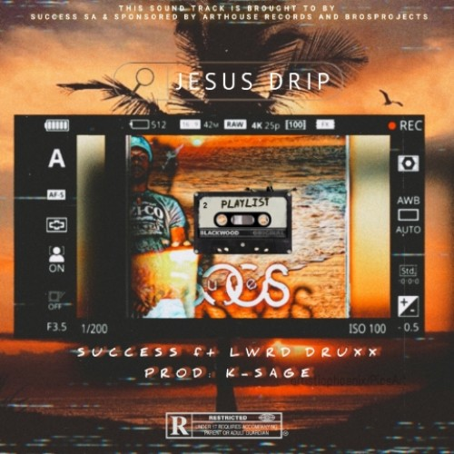 JE$US DRIP ft Lwrd druxx (prod: K-SAGE)