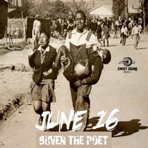 Buven Thepoet - June 16
