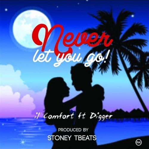 Never Let You Go (feat. Digger Middledrift)