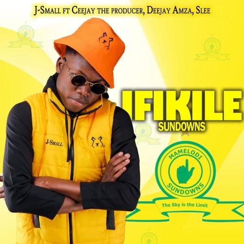 Ifikile Sundowns - J - Small