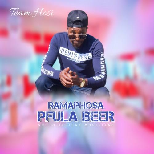 Ramaphosa Pfula Beer - Team Hosi