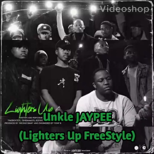 Lighters Up FreeStyle