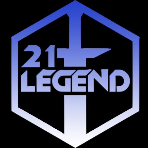 """""""We go"""" 21 Legend"""