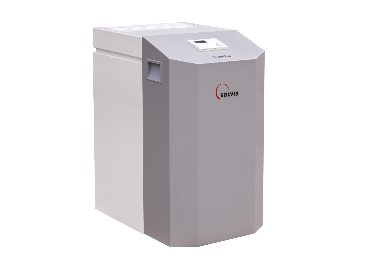 SolvisTeo - Erd-Wasser Wärmepumpe